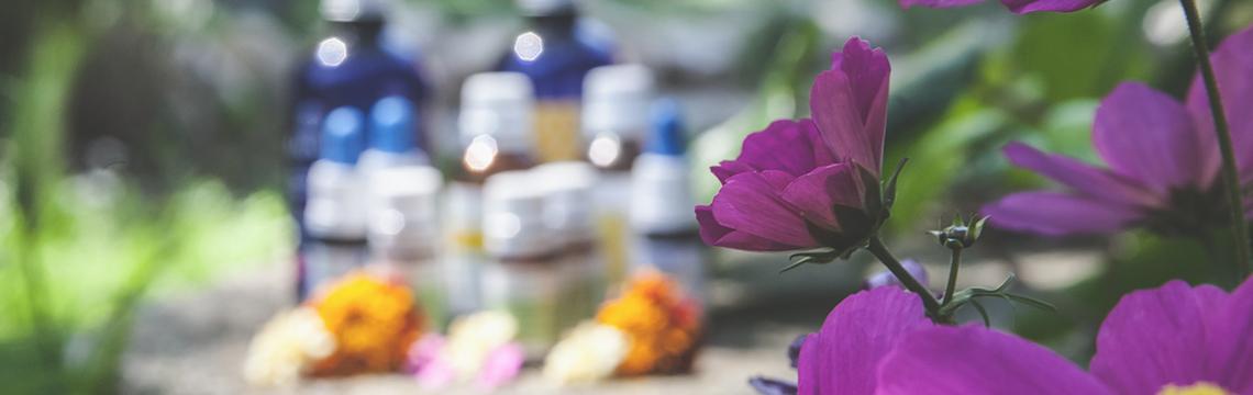 Elixirs floraux. Aromathérapie-Santé naturelle-Naturopathie