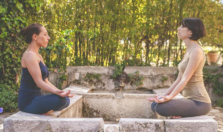 Méditation et lâcher prise