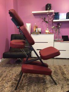 Chaise Pour Massage Amma Assis