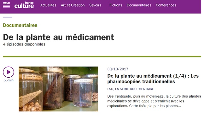 franceculture, radio, reportage, enquête, médicament, naturopathie